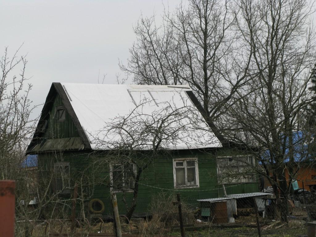 Крыша не течет